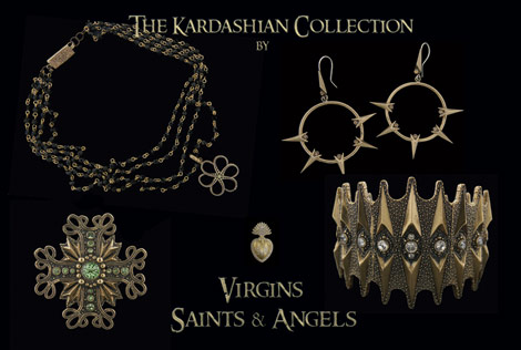 Angelina's Asprey And More. Jewelry By Celebrity