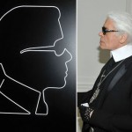 karl Lagerfeld has his own website karl dot com