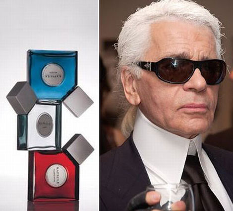 Karl Lagerfeld Releasing A Perfume After All!