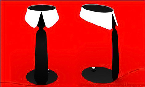 Fancy The Karl Lagerfeld Lamp?