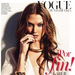 Karlie Kloss Vogue Spain February 2013