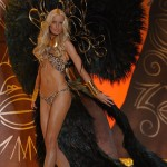 Karolina Kurkova Victoria s Secret Fashion show 2010 wings