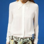 Kasia Struss Zara March 2012 lookbook