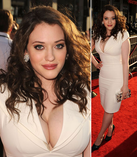 Kat Dennings' Thor Fashion Disaster