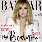 Kate Hudson Harpers Bazaar January 2009 cover