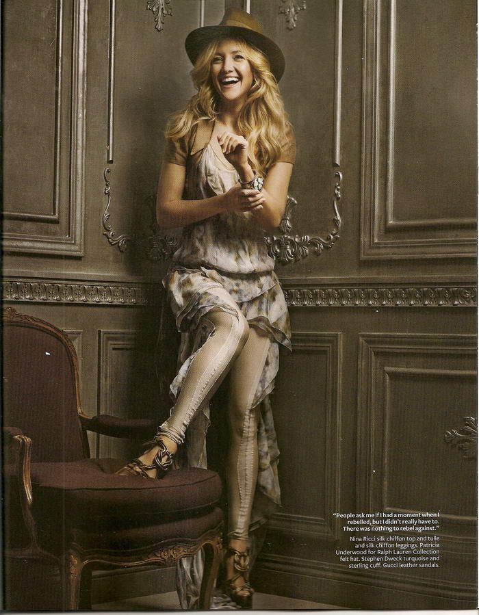 Kate Hudson Instyle US January 2009 Stella McCartney 3