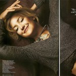 Kate Hudson Instyle US January 2009 Stella McCartney 4