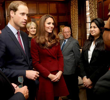 Duke & Duchess Of Cambridge Are Expecting! Confirmed!