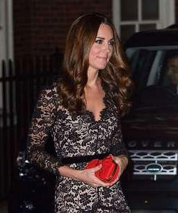 Kate Middleton Pregnant. Possibly. Maybe.