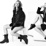 Kate Moss ad campaign Stuart Weitzman