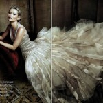 Kate Moss Annie Leibovitz Vogue US May 2009