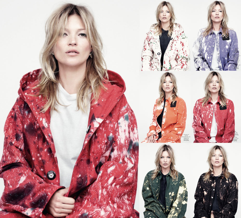 Kate Moss Another 2014 Willy Vanderperre pictorial
