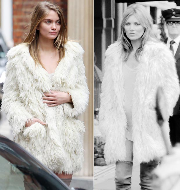 Kate Moss body double