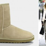Kate Moss boots suede sand UGGs