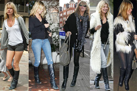 Boots Trend for 2008 – Wear them Off!