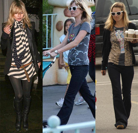 Kate Moss Is Glamour's Best Dressed