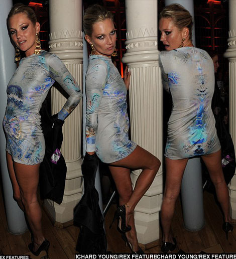 Kate Moss GQ Awards