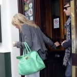 Kate Moss Green Mulberry