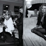 Kate Moss Harpers Bazaar March 2010 1