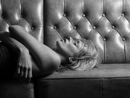 Kate Moss by Hedi Slimane for Liberation Pictures