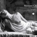 Kate Moss Hedi Slimane Monster Children cover