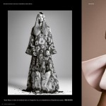 Kate Moss i D Pre Spring 2013 pictorial