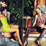 Kate Moss Just Cavalli SS09 ad campaign 2
