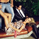 Kate Moss Just Cavalli SS09 ad campaign 5