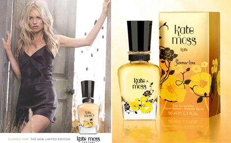 Kate Moss Kate Summer Time perfume 09