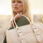 Kate Moss Longchamp bags 2011 collection