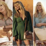 Kate Moss Longchamp bags collection summer 2011