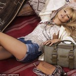 Kate Moss Longchamp bags summer 2011 collection