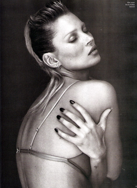Kate Moss Love Issue 5 ss 2011