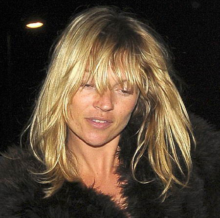 Kate Moss Party Look