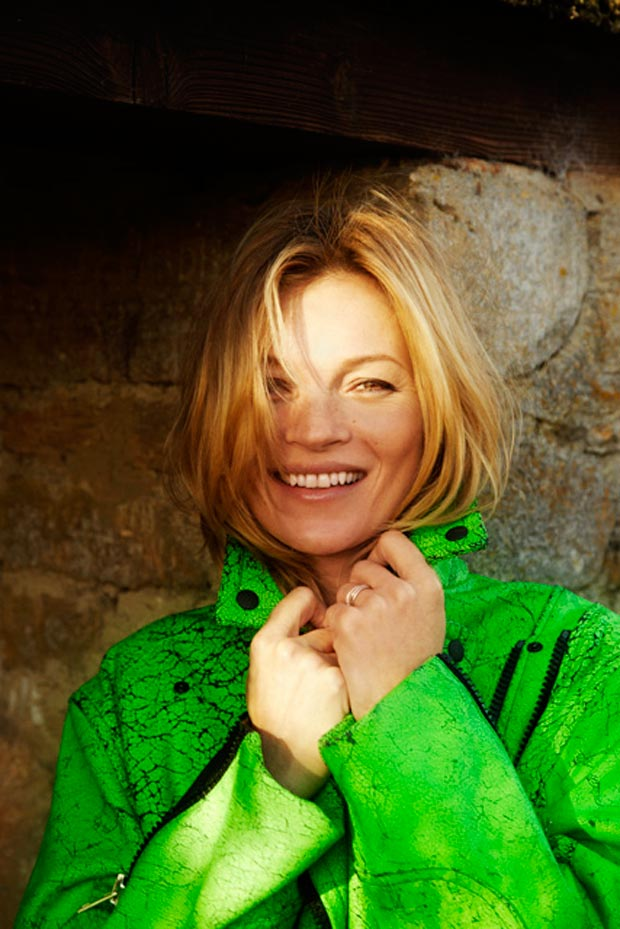 Kate Moss Rag and Bone ad campaign 2013