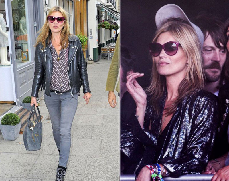 Kate Moss sunglasses Oliver Goldsmith Manhattan