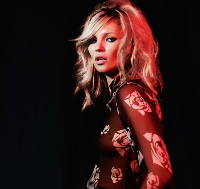 Kate Moss Topshop Christmas 2009 collection 3