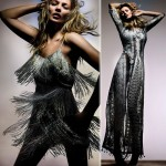 Kate Moss Topshop collection 2014 advertising campaign