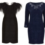 Kate Moss Topshop collection 2014 embellished mini dresses