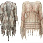Kate Moss Topshop collection 2014 fringed tops