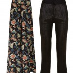 Kate Moss Topshop collection 2014 pants