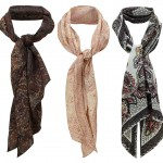 Kate Moss Topshop collection 2014 scarves