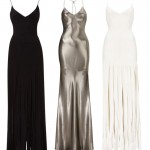 Kate Moss Topshop collection 2014 spaghetti straps maxi dresses