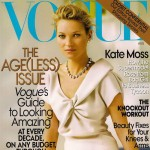 Kate Moss US Vogue August 2008 Cover