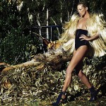 Kate Moss V59 Swimsuit Testino large