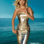 Kate Moss Versace Spring Summer 09 ads 1