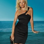 Kate Moss Versace Spring Summer 09 ads 5