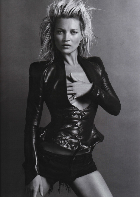 Kate Moss Vogue Paris October 09 picture