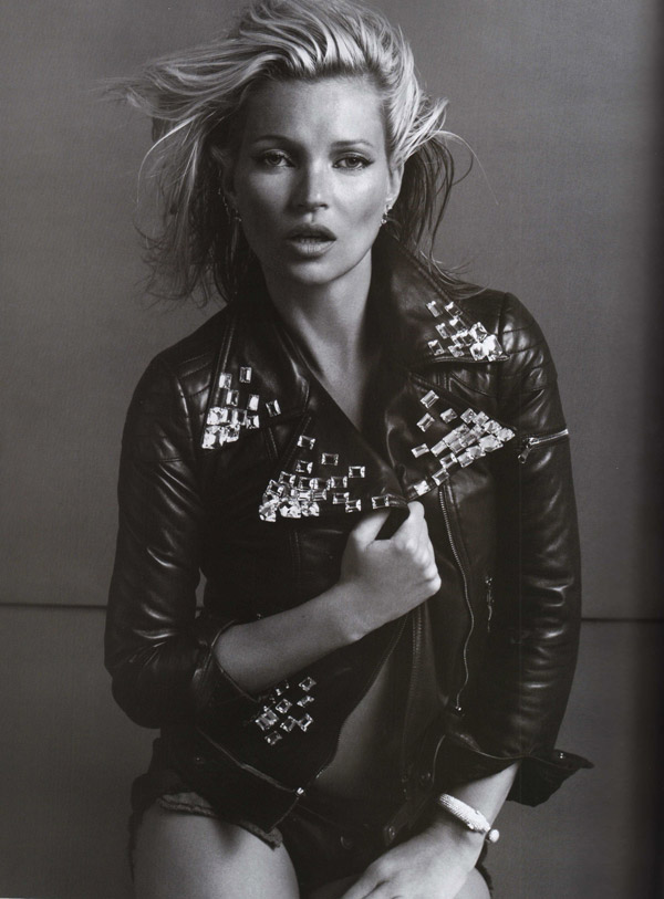Kate Moss Vogue Paris October 2009 6