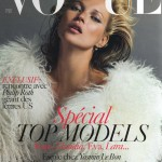 Kate Moss Vogue Paris October 2009 cover